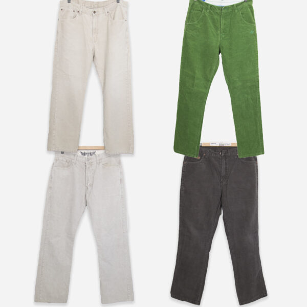 Pantaloni MIX LEVIS in velluto