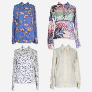 Camicie anni 70 donna