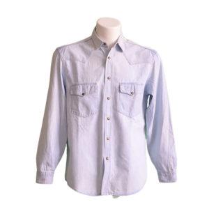 Camicie di jeans vintage 80/90
