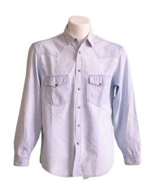 80's - 90's denim shirts
