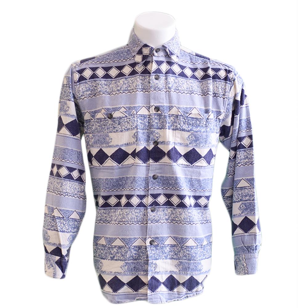 Camicie flanella aztec