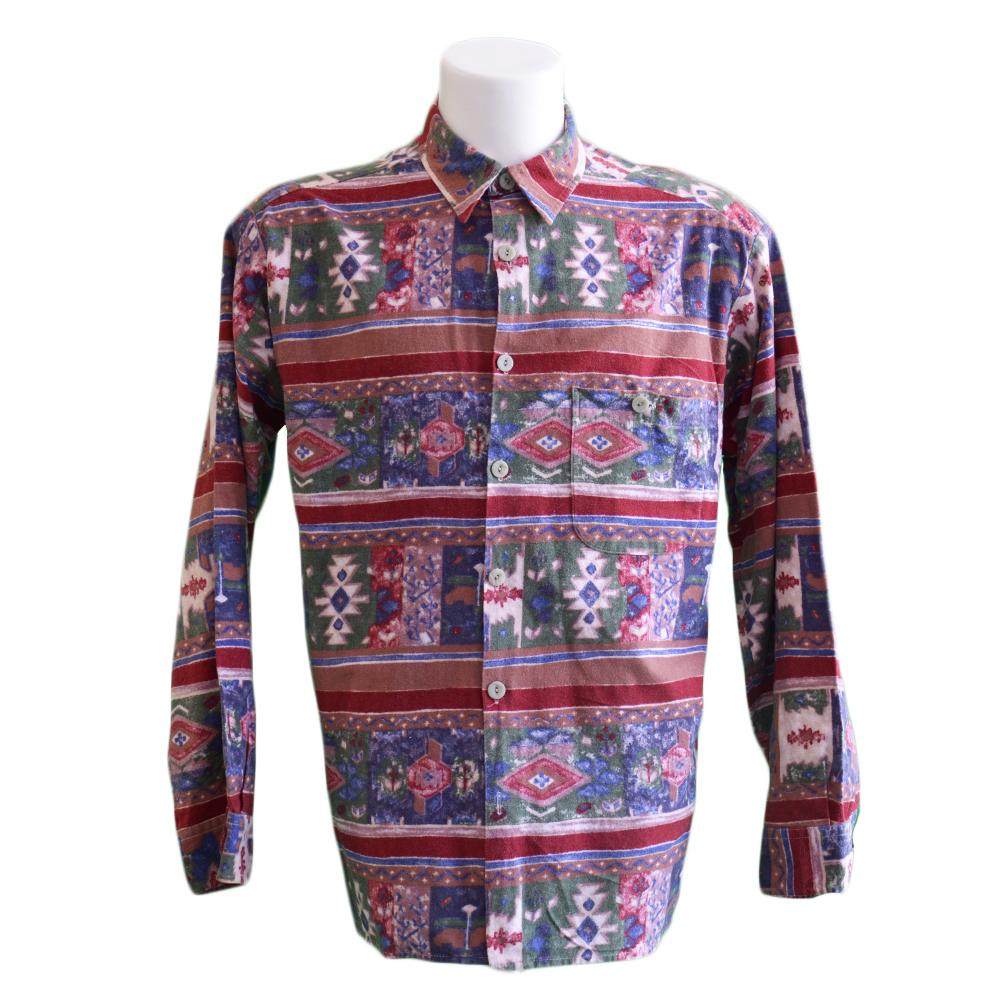 Camicie-flanella-stampa-aztec-Aztec-print-flannel-shirts_NORMAL_1391