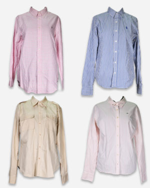 Branded shirts for women