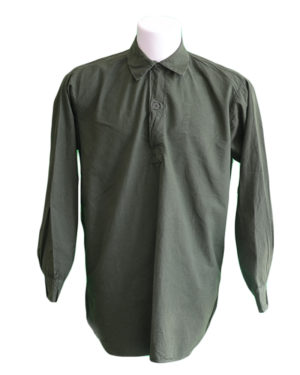 Swedish military shirts