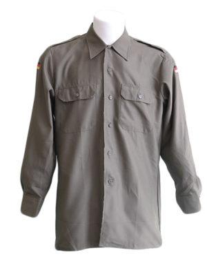 German military shirts