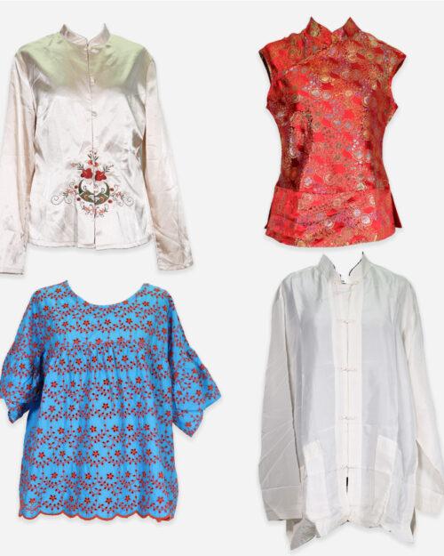 Camicie etniche donna