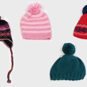 Cappelli di lana anni 80/90