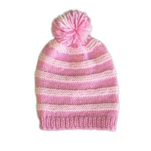 Cappelli pompoms