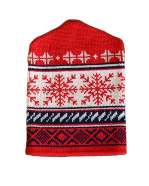 Wool ski cap