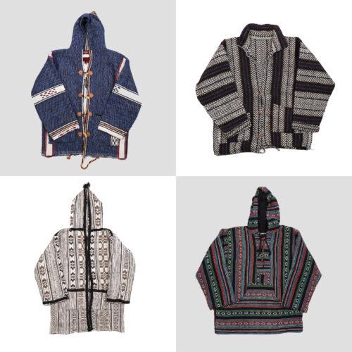 Casacche peruviane uomo