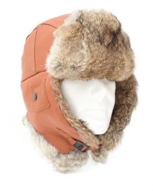 Trapper fur hats