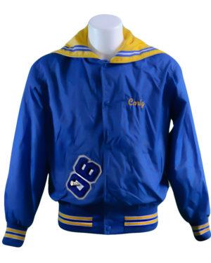 College jacket di nylon