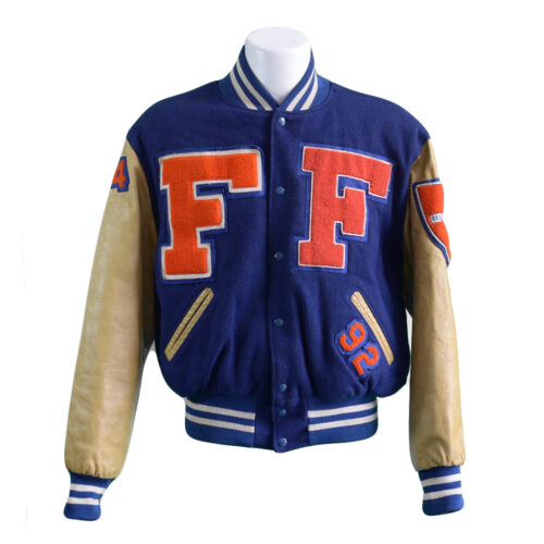 College jackets di lana