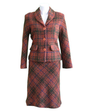 80's/90's womens winter suits