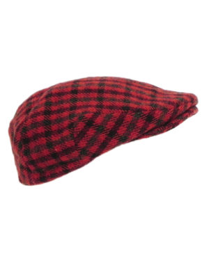 Italian style flat caps