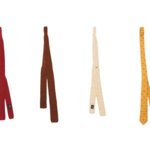 Cravatte anni '70