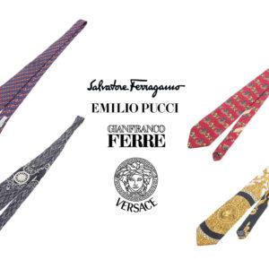 Cravatte brand italiani