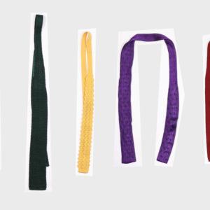 Cravatte in lana