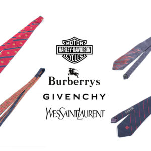 Cravatte firmate UE USA brand
