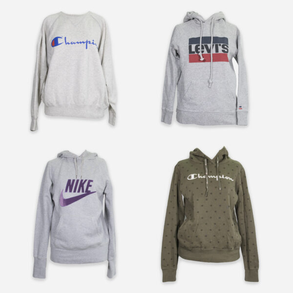 Branded sweatshirts for women