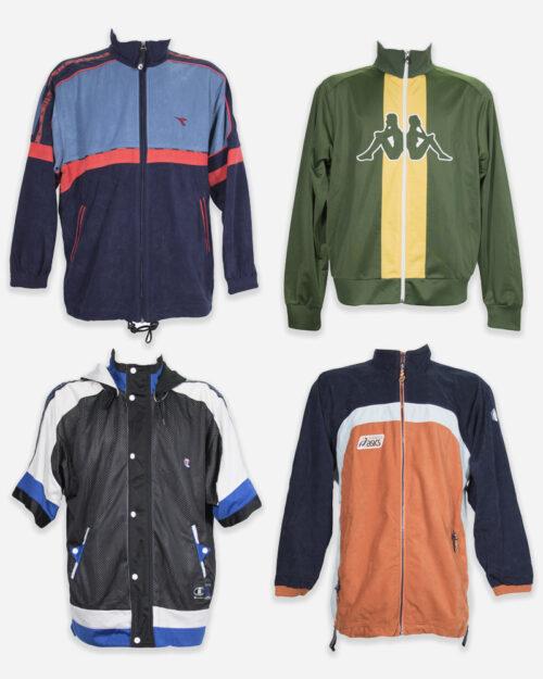 Sports branded sweatshirts