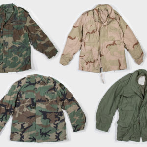 Field jacket militari USA