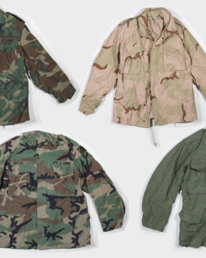 USA Field jackets