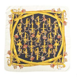 Foulard stile barocco