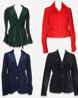 80-90's baroque style blazers