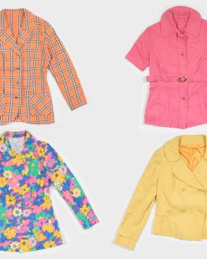 80-90's womens blazers