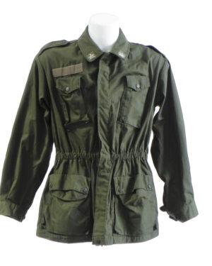Giacche militari Italiane