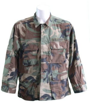 US military work jackets