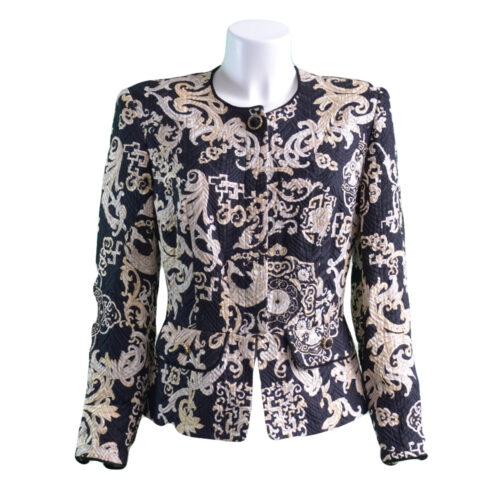 Baroque style blazers