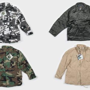 Alpha Industries heavy jackets