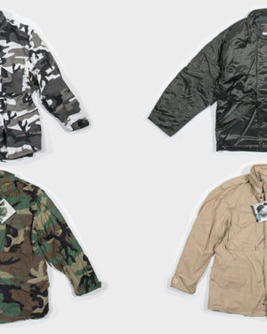 Alpha Industries heavy jackets