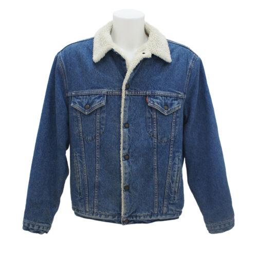 Giubbotti jeans imbottiti Levi's/Wrangler/Lee