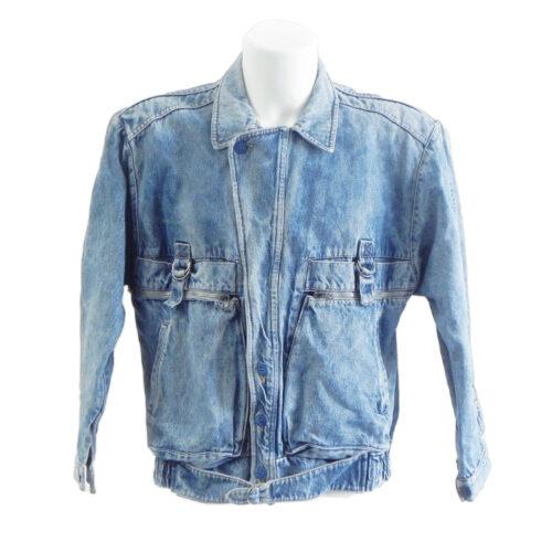 Giubbotti jeans vintage