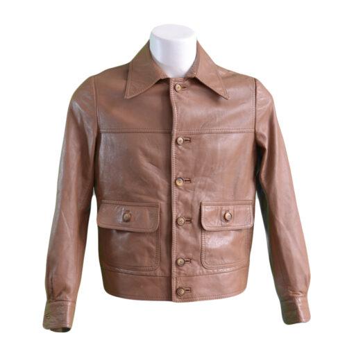 Giubbotti pelle modello Fonzie '60/'70
