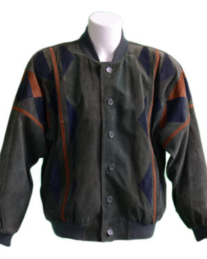 Suede jackets