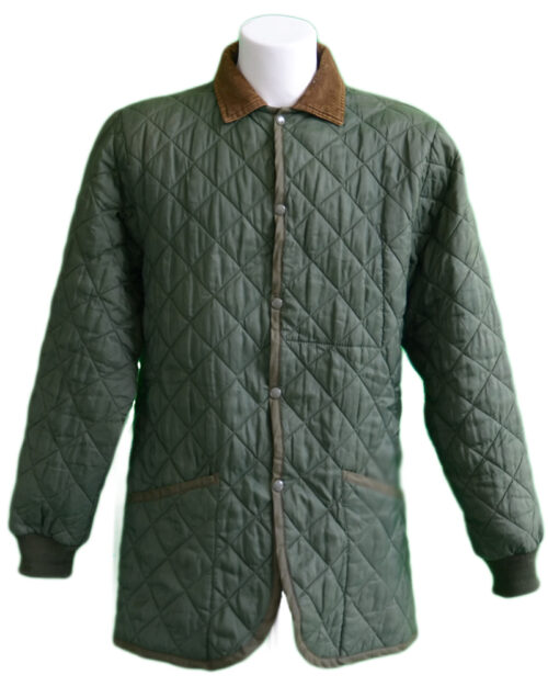 Husky style quilted jackets