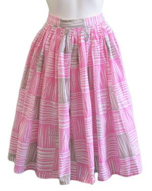 50's skirts