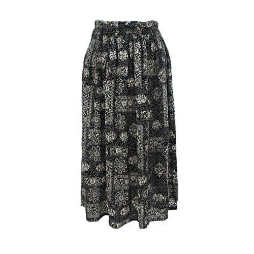 Long ethnic style skirts