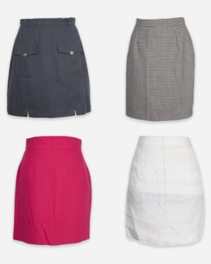 Pencil skirts for winter
