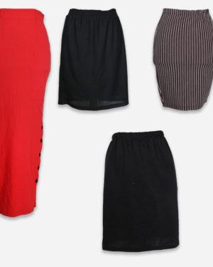 80-90s stretch skirts