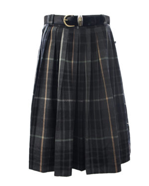 80-90's tartan skirts