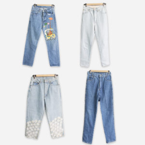 Jeans Vintage donna anni '90