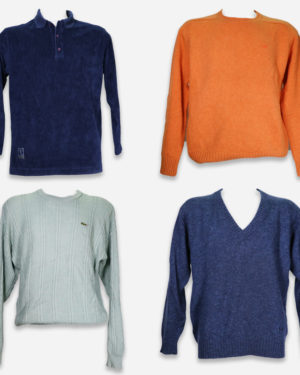 Branded jumpers for men