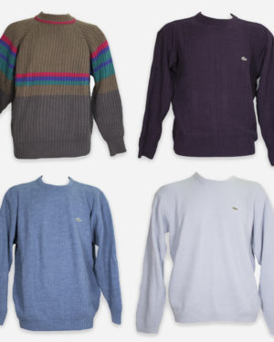 Branded jumpers for man