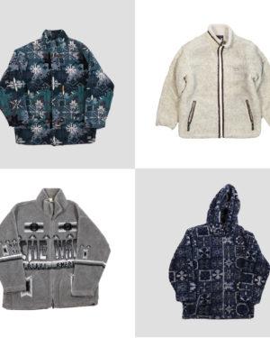 man fleece jackets