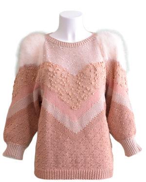 Wool jumpers 80/90